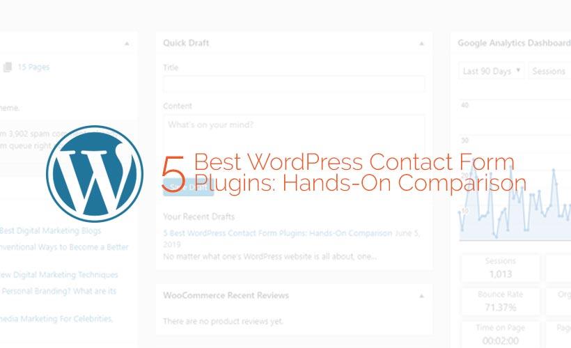 WordPress Contact Form Plugin